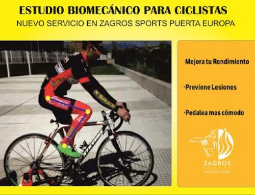 Biomecánica ciclistas