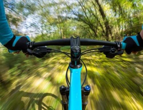 Fartlek en la bicicleta, para perder peso