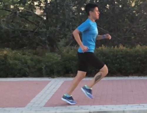 La importancia de los brazos en el running
