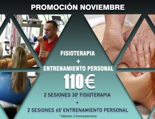 Promoción FIsioterapía.