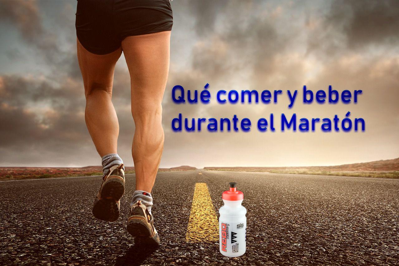 bebida en Maratón