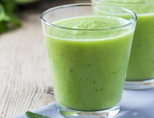 Gazpacho verde delicioso