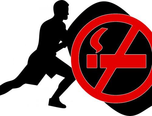 Dejar de fumar entrenando