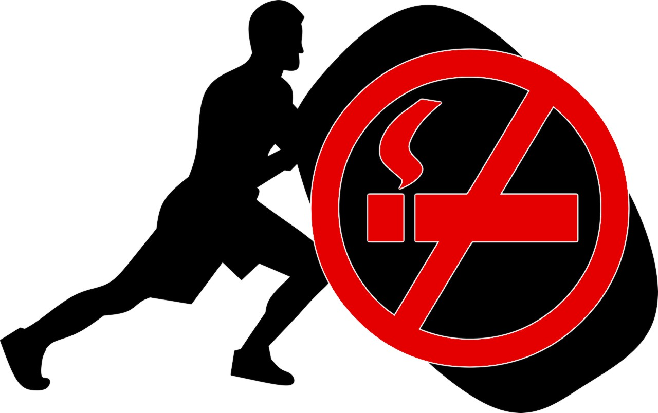 dejar de fumar entrenar