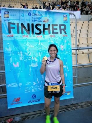 Primer Maratón Sevilla