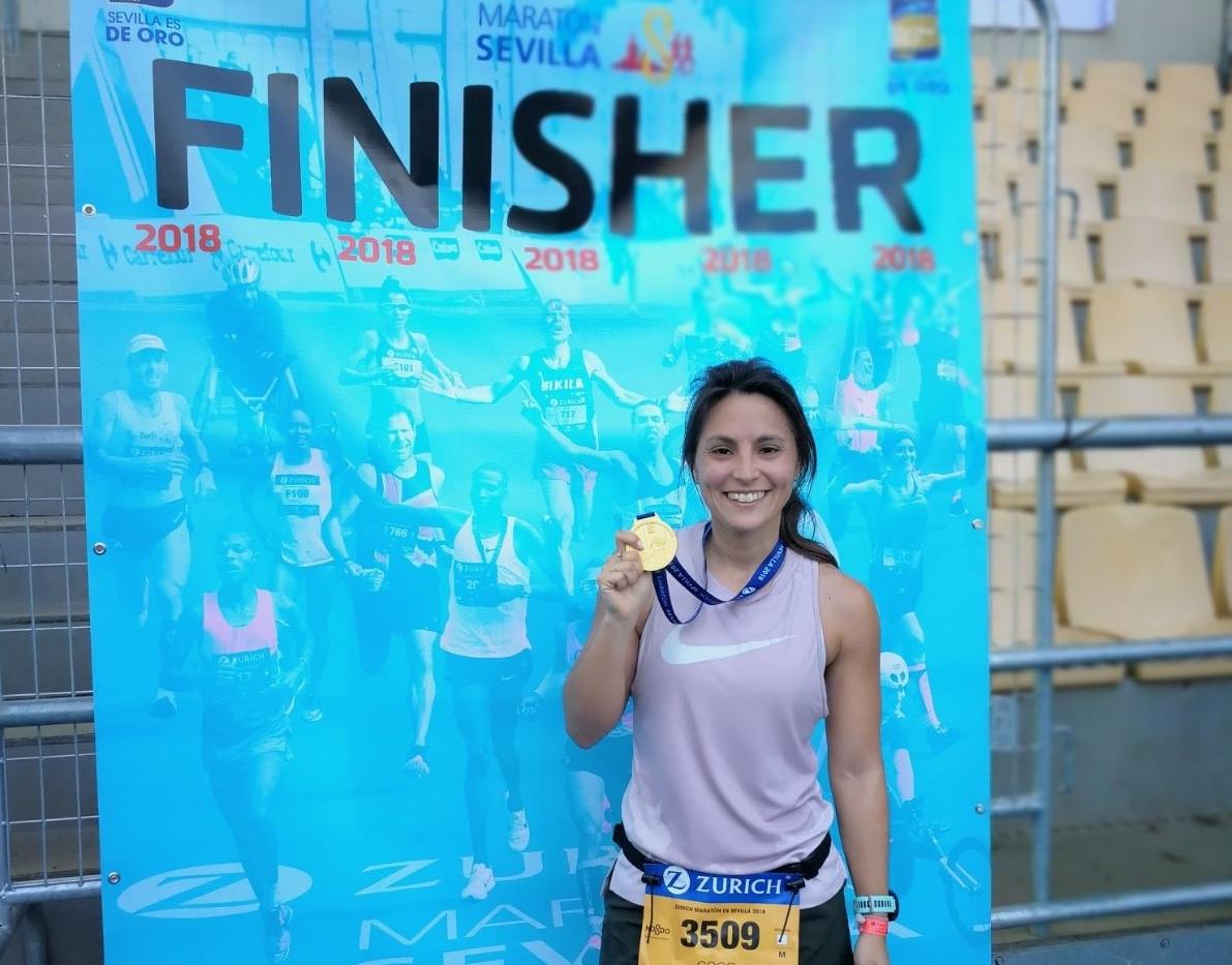 Primer Maratón Sevilla Lilo