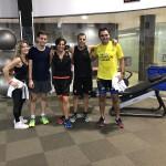 Triatlon Entrenos Octubre