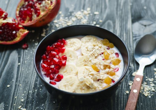 desayunar Porridge