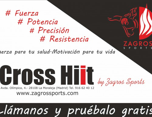 CrossHiit en Zagros Sports