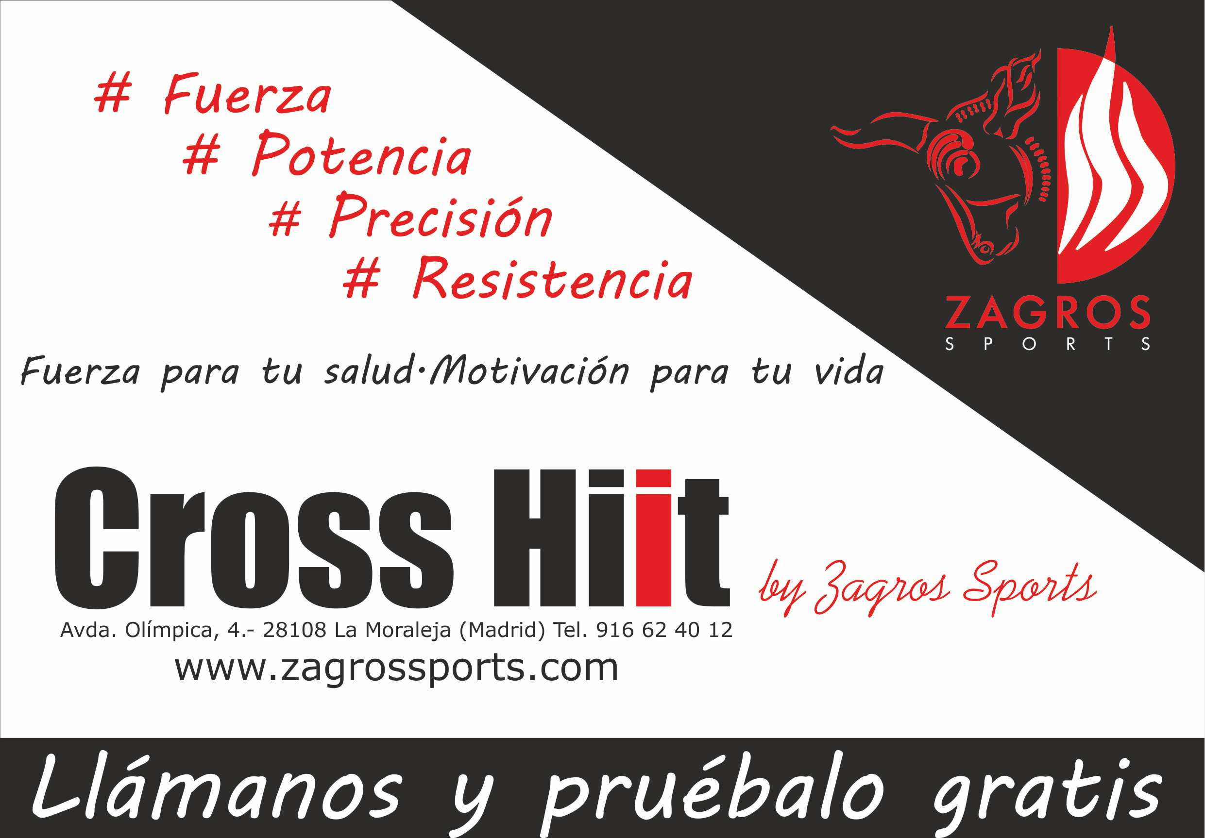 Cross hiit Alcobendas