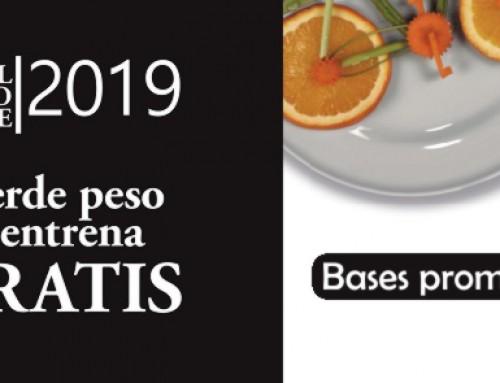 Reto 2019 Pierde peso y entrena gratis
