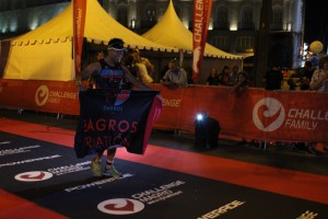Meta Zagros Triatlon Madrid