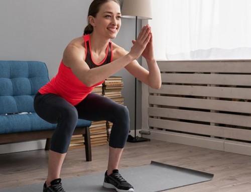 Ejercicios para fortalecer las piernas que puedes hacer en casa