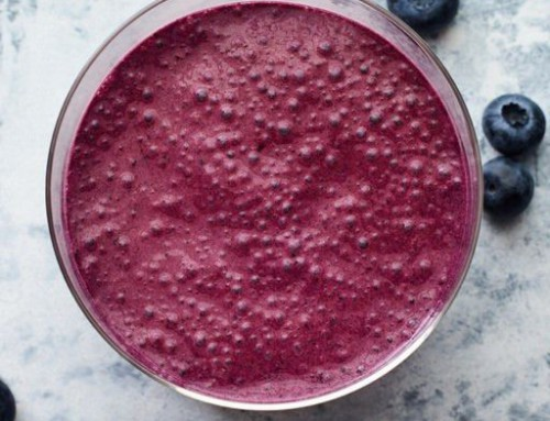 Smoothie Detox Antioxidante