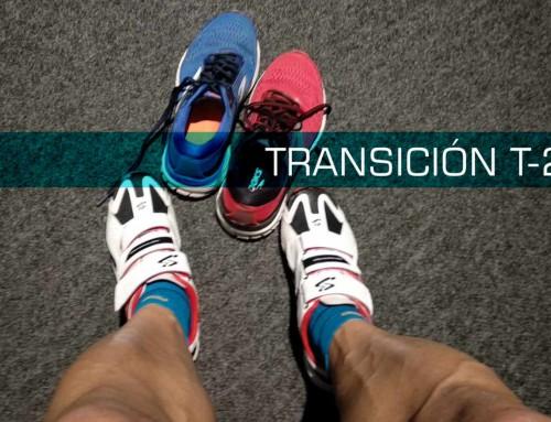Entrenar las T2, Transiciones Bici – Carrera