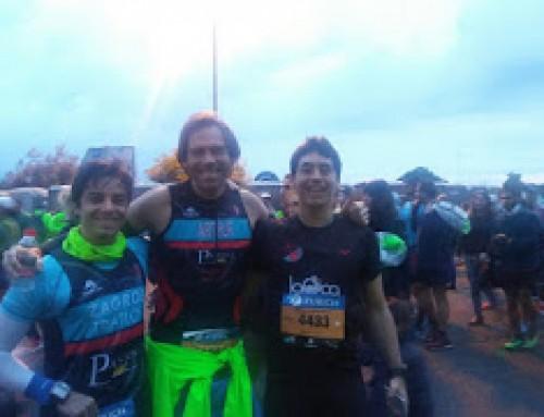 Dos Maratones en menos de 2 meses