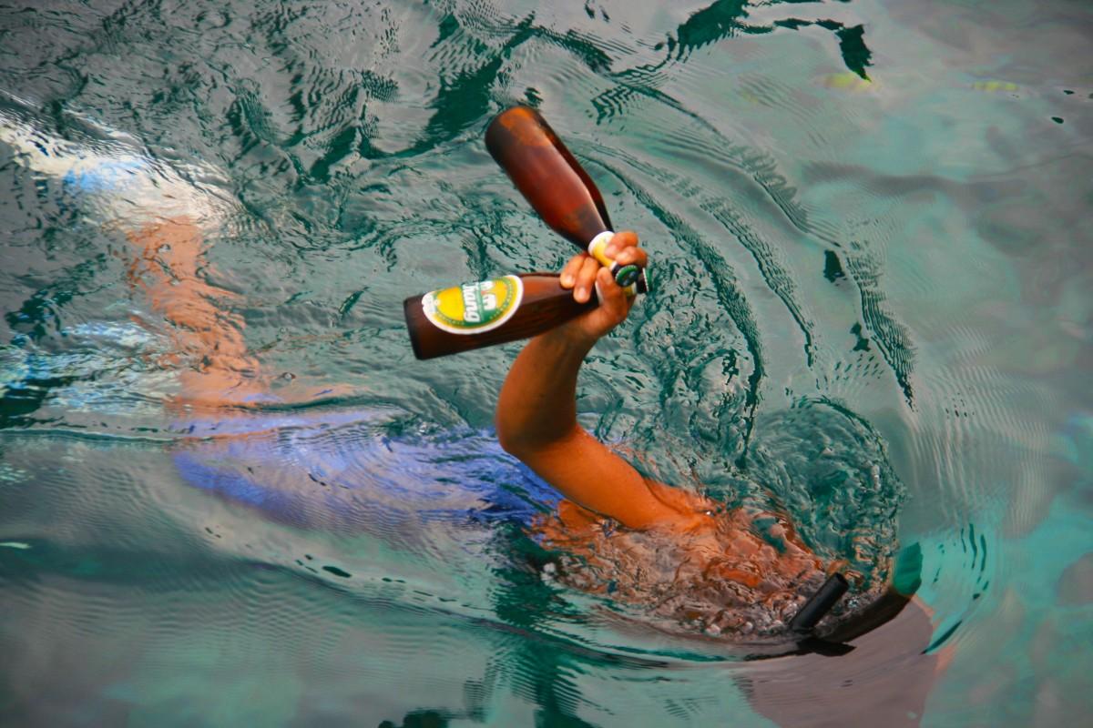 Alcohol y entrenamiento efectos