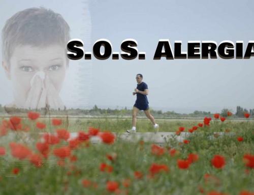 Correr con alergia primaveral