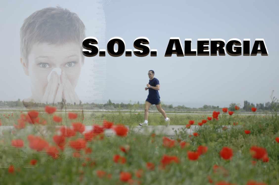 Alergia corredores zagros