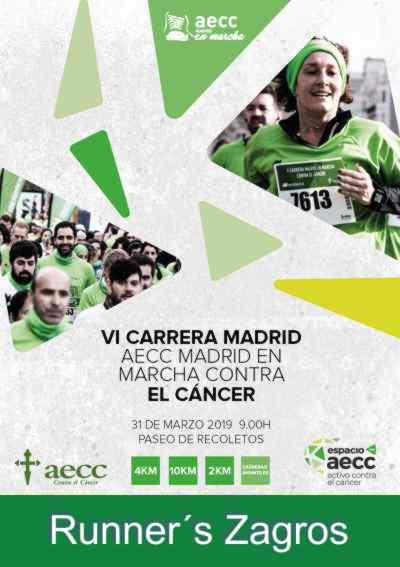 carrera cancer Madrid