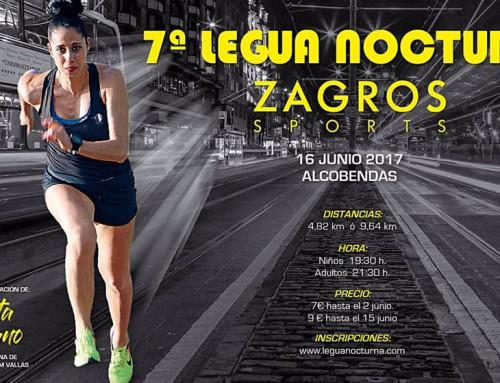 7 Legua Nocturna Zagros 2017