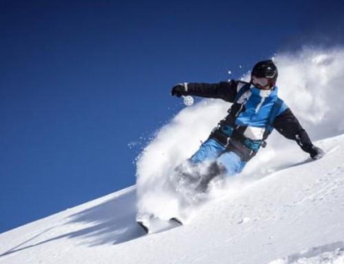 El entrenamiento de esquí empieza en el gimnasio Zagros