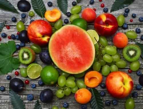 ¿Fruta entera o zumo de fruta?