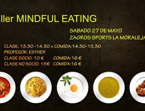 Taller MINDFUL EATING