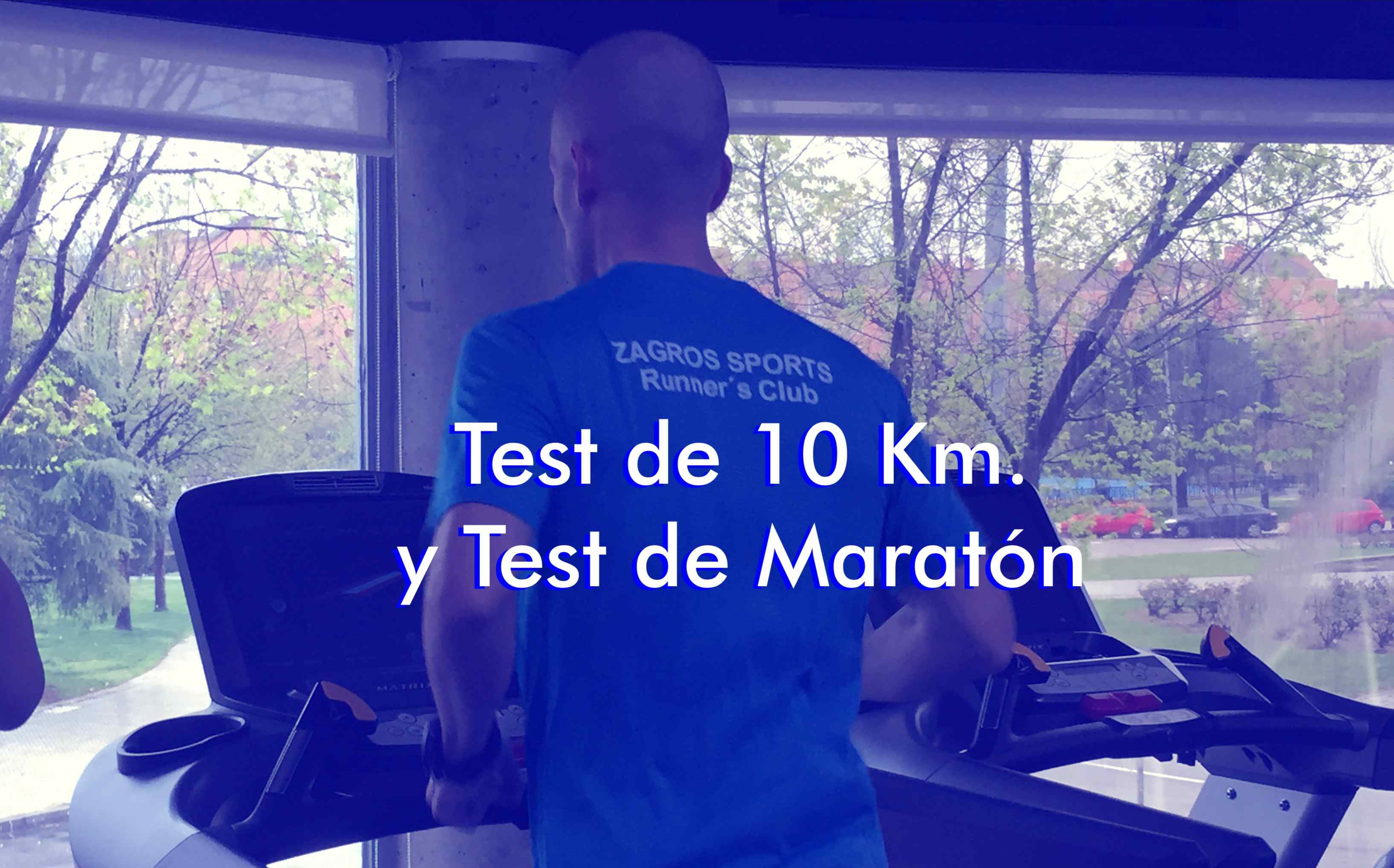 Test Maraton